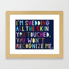tenderqueerthings #27 Framed Art Print
