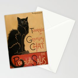 Le Grumpy Cat Stationery Cards