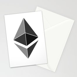 Ethereum Stationery Cards