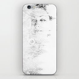 forest girl iPhone Skin