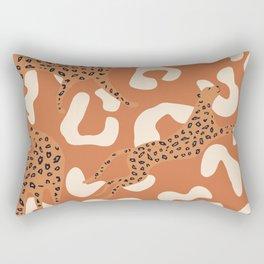 Artistic Graphic Design Rectangular Pillow