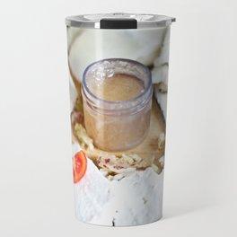 Italian appetizer cheese Travel Mug
