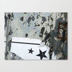 Urban Abstract 37 Canvas Print