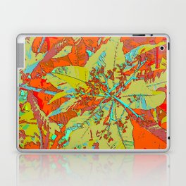 Red green Laptop & iPad Skin