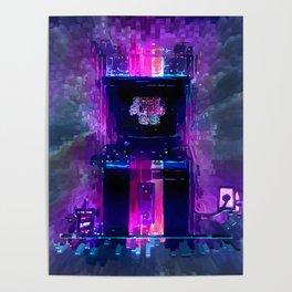 Retro Videogame Cool Poster