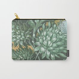 Royal Thistle Carry-All Pouch