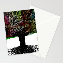 Deeper roots Stationery Cards
