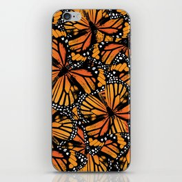 Monarch Butterflies iPhone Skin