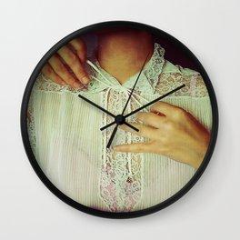 Tie Wall Clock
