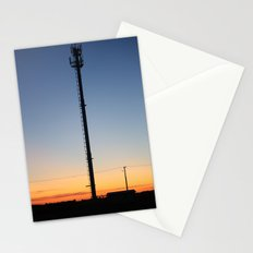 Tower in the Sky Stationery Cards