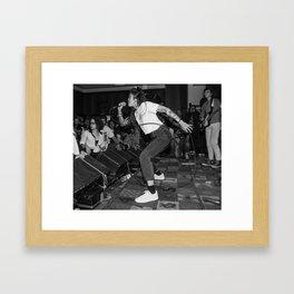 Krimewatch Framed Art Print