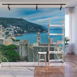 Dubrovnik wall Wall Mural