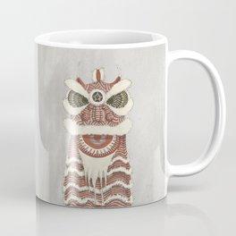Lion Dance Coffee Mug