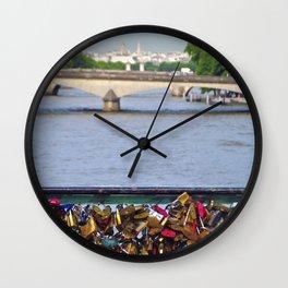 Lovelocked #3 Wall Clock