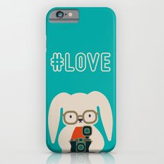 Hipster #LOVE Slim Case iPhone 6s