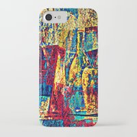 bar iPhone & iPod Cases featuring bar by agnes Trachet