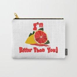 Bitter Grapefruit Carry-All Pouch
