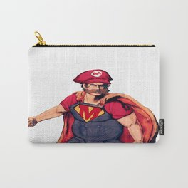 Super Mario Carry-All Pouch