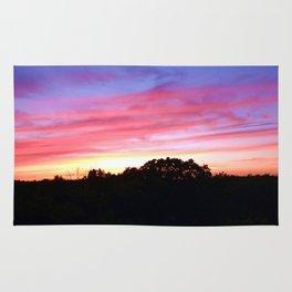 Wisconsin Sunset Rug