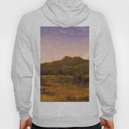 Mount Chocorua New Hampshire 1851 By David Johnson   Reproduction   Romanticism Landscape Painter Hoody