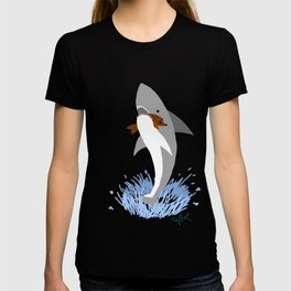 This is a Shark Attack T-shirt