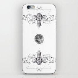 Midnight Cicada iPhone Skin
