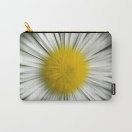 Floral Zoom Carry-All Pouch