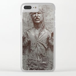 Carbonite Clear iPhone Case
