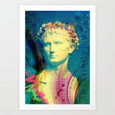 Caesar Augustus Art Print