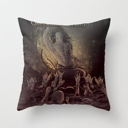 Rise of the Voiceless  Throw Pillow