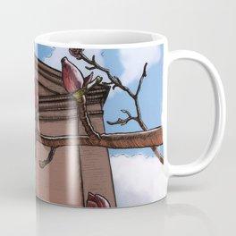 Magnolia (color) Coffee Mug