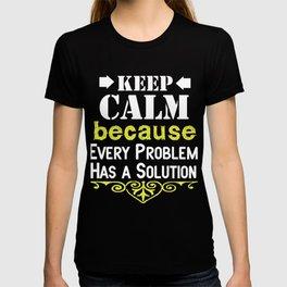 Hilarious Problem Solve Tshirt Design Every problems T-shirt