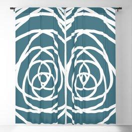 Mandala Tri Pattern Blackout Curtain