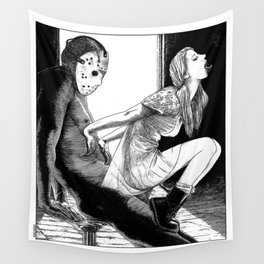 asc 563 - Le rite de passage (The prom night) Wall Tapestry