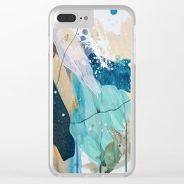 Day 190 Clear iPhone Case