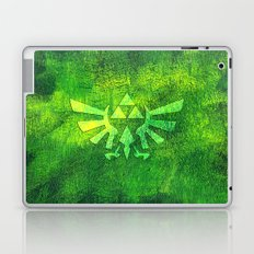 Legend Of Zelda Triforce Laptop & iPad Skin