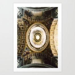 Vatican VIII Art Print