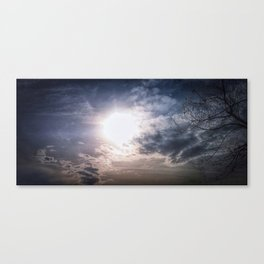 Moment, Absolutely Canvas Print