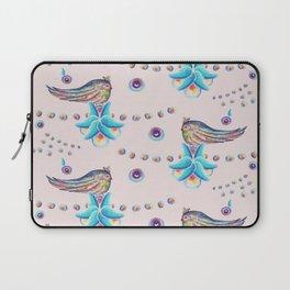 Stringed Birds Laptop Sleeve
