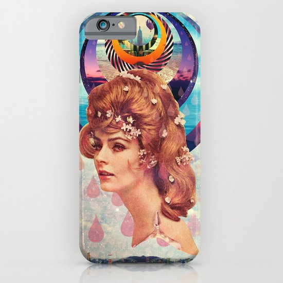 Teardrops iPhone & iPod Case