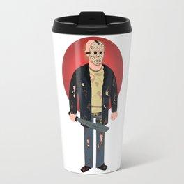 Jason Voorhees Friday the 13th Reboot Travel Mug