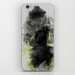 Polar Opposite iPhone Skin