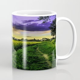 Rapeseed Sunset Coffee Mug