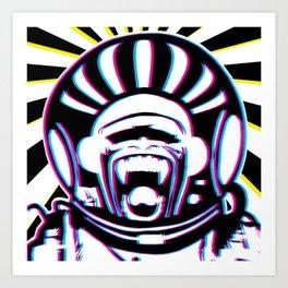 CMonkeYK Art Print