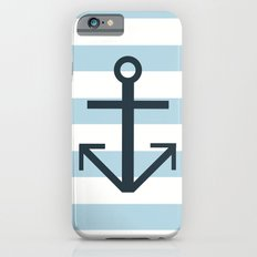 Nautical Stripes iPhone 6s Slim Case
