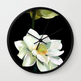 Lotus - Rise Up Wall Clock