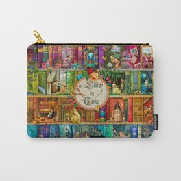 A Stitch In Time Carry-All Pouch