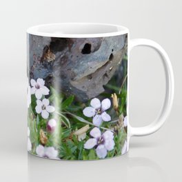 Volcanic flowers Coffee Mug