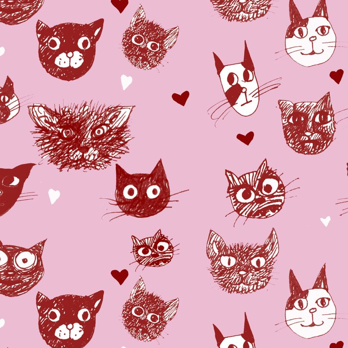 i love cats Leggings