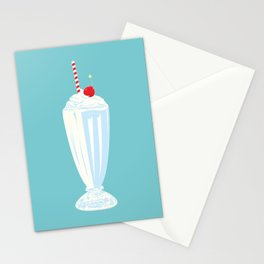 Chaos Is Delicious Stationery Cards